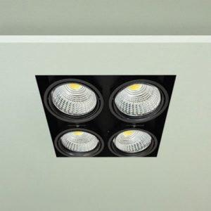 STATUS SQUARE 4F S.S.LED